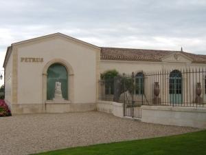 Petrus es una de las bodegas francesas de las que aún se subastan vinos de los años 40