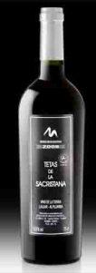Tetas de la Sacristana es un vino almeriense con un nombre, cuando menos, curioso.