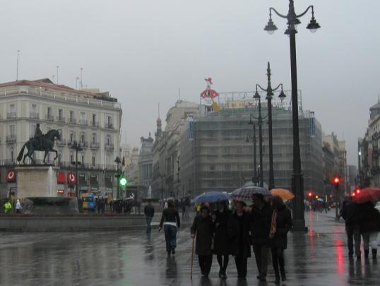 Puerta del sol raquel quida for Puerta del sol hoy