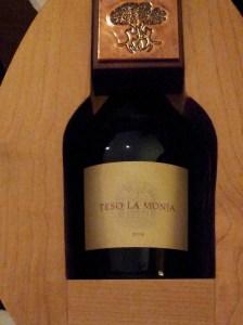 Este es Teso La Monja 2008, en una ocasión histórica para una frikilíquida como yo...