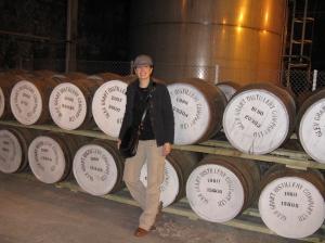 ¡Me encanta mi trabajo! ¡Y adoro el whisky!