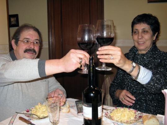 El vino hay que hablarlo