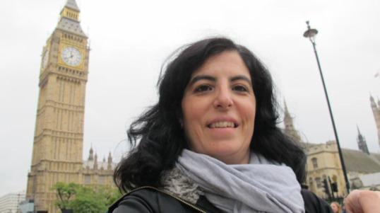 Torre del parlamento- Londres. Raqueliquida